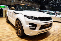 Startech Range Rover Sport, Motor Show Geneve 2015 Stock Photography
