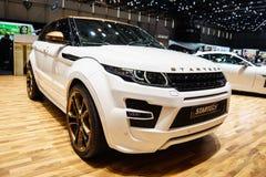 Startech Range Rover Sport, Motor Show Geneve 2015 Stock Photography