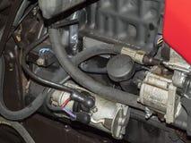 Starter dla silnika Zdjęcie Stock