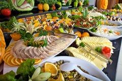 Starter salad Royalty Free Stock Images