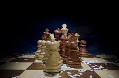 Starting game Stock Image