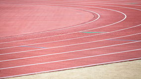 Starting grid of race track at the stadium Stock Photography