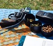 Starting gun Royalty Free Stock Photography