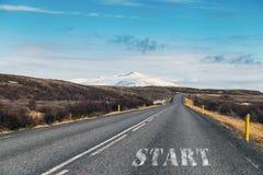 Start - Motivation royalty free stock image