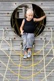 Starting to climb. Stock Image