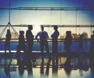 Startinnovatie Planningsideeën Team Success Concept Stock Foto's