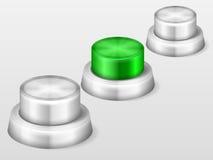 Startknopf vektor abbildung