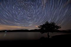 Startrail Stock Photography