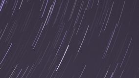 Startrails stock video