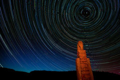 StarTrails Stock Images