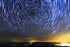 Startrails Photos stock
