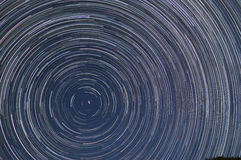 Startrails fotos de stock royalty free