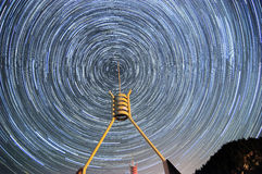 Startrails Stock Photos