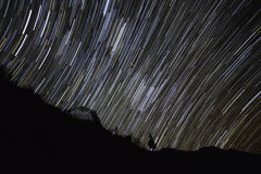 Startraits aux collines de Mishmi Photographie stock libre de droits