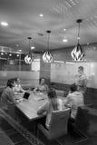 Startup бизнесмены команды на встрече Стоковое Фото