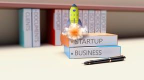 Startup концепция Стоковая Фотография