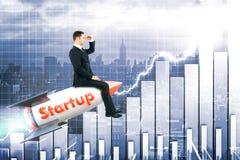 Startup концепция Стоковые Фото