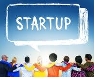 Startup Business Plan Creativity Ideas Inspiration Concept.  Stock Photos