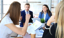 Startup business team Royalty Free Stock Images