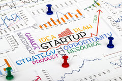 Startup concept Stock Image