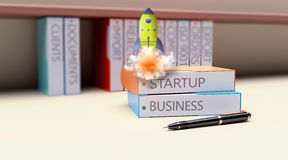 Startup concept Stock Photography