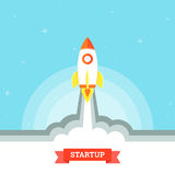 Startup Concept Royalty Free Stock Images