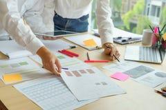Startup Diversity Teamwork Brainstorming Planning Partnership Concept. Royalty Free Stock Photography