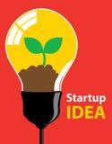 Startup idea Stock Image