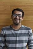 Startup stående för uttryck för leende för framsida för affärsfolk royaltyfri foto