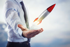 Startup working enterprise Royalty Free Stock Images