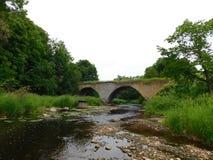 Starve bridge. Stock Photography