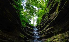 Starved Rock State Park royalty free stock photos