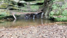 Starved Rock Royalty Free Stock Image