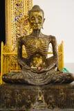 Starving Buddha statue Stock Photography