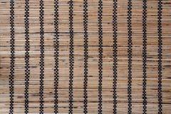 Starw mat. Natural Chinese straw mat texture Stock Image