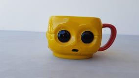 Starwars C3PO Mug from the force awakens Royalty Free Stock Photos