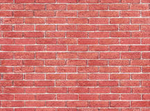 Stary ściana z cegieł - Bezszwowy Zdjęcie Royalty Free