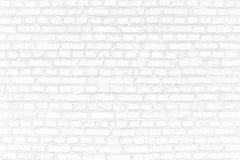 Stary ściana z cegieł biała cegła Zdjęcie Royalty Free