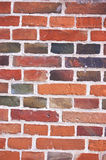 Stary ściana z cegieł tło Zdjęcia Stock