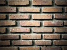 Stary ściana z cegieł tekstury tło Zdjęcie Royalty Free