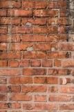 Stary ściana z cegieł tekstury wzoru grunge tło Zdjęcie Royalty Free
