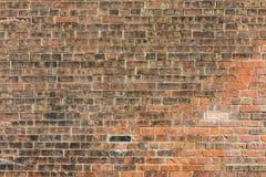Stary ściana z cegieł tekstury wzoru grunge tło Fotografia Stock