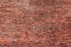 Stary ściana z cegieł w grunge stylu jako tło Fotografia Royalty Free