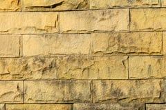 Stary ściana z cegieł w tło wizerunku Zdjęcie Royalty Free