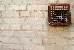 Stary ściana z cegieł z miękkimi kolorami Fotografia Royalty Free