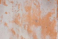 Stary ścienny tekstury grunge tło Zdjęcia Stock