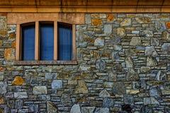 Stary średniowieczny opactwo zdjęcia stock