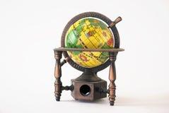 Stary świat mapa obrazy stock