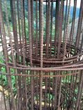 Stary żelazo obrazy stock