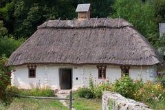 Stary 19 wieków dom Zdjęcie Stock